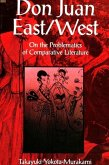 Don Juan East/West: On the Problematics of Comparative Literature