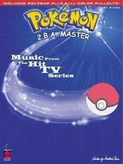 Pokemon 2.B.A. Master: E-Z Play Songbook