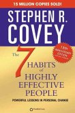 The 7 Habits of Highly Effective People, Audio-CD