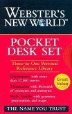 Wnw Dictionary, Thesaurus, Style Guide Pocket Deskset