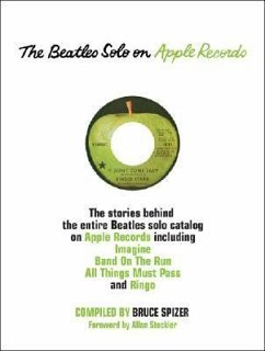 The Beatles Solo on Apple Records - Spizer, Bruce