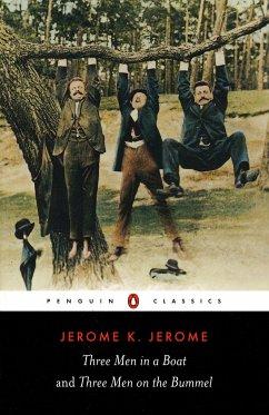 Three Men in a Boat - Jerome, Jerome K.