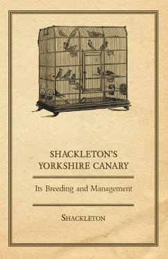 Shackleton's Yorkshire Canary - Its Breeding and Management
