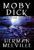 Moby Dick by Herman Melville, Fiction, Classics, Sea Stories