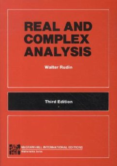 REAL & COMPLEX ANALYSIS 3E (5P) (Int'l Ed) - Rudin, Walter