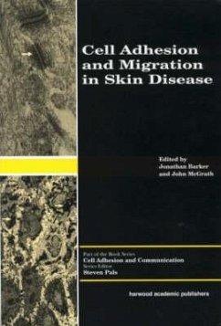 Cell Adhesion and Migration in Skin Disease - Barker, Jonathan McGrath, John Barker, Barker