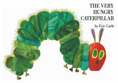 The Very Hungry Caterpillar - Carle, Eric; Leiggi