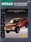 Nissan Pick-Ups And Pathfinder (70 - 88)