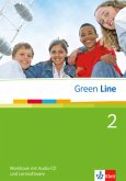 Green Line 2. Workbook mit Audio CD und CD-ROM