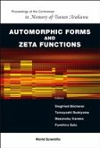 Automorphic Forms and Zeta Functions - Proceedings of the Conference in Memory of Tsuneo Arakawa