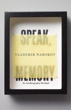 Speak, Memory - Nabokov, Vladimir