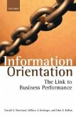 Information Orientation: The Link to Business Performance