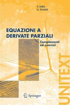 Equazioni a derivate parziali - Salsa, S.; Verzini, G.