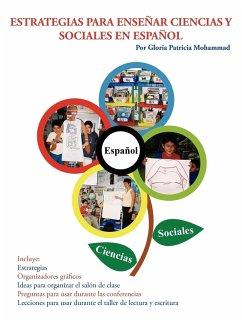 Estrategias Para Enseñar Ciencias Y Socials En Español