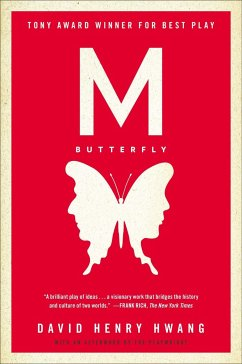 M. Butterfly - Hwang, David H.