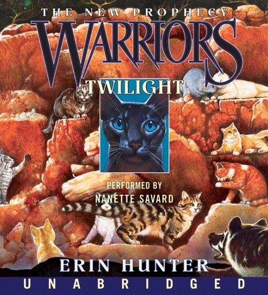 Warriors Dawn Erin Hunter: Warriors, The New Prophecy, Twilight, 7 Audio-CDs Von Erin