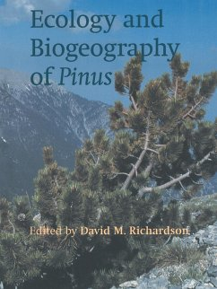 Ecology and Biogeography of Pinus - Richardson, M. (ed.)