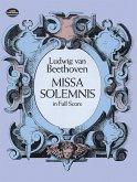 Missa Solemnis in Full Score