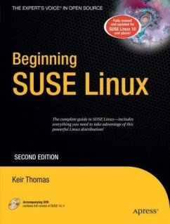 Beginning Suse Linux: From Novice to Professional [With DVD-ROM] - Keir, Thomas