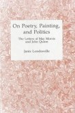 On Poetry, Painting, and Politics: The Letters of May Morris and John Quinn