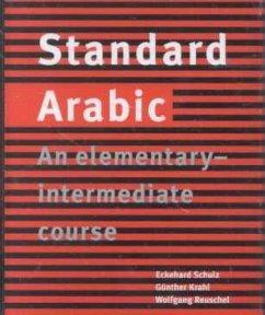 Standard Arabic Set of 2 Audio Cassettes: An Elementary-Intermediate Course - Schulz, Eckehard; Krahl, Günther; Reuschel, Wolfgang