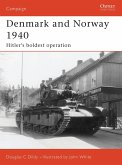 Denmark and Norway 1940: Hitler's Boldest Operation