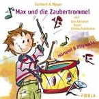 Max und die Zaubertrommel / 2 CDs