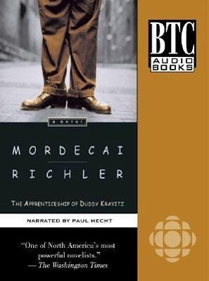 Characterization of duddy from the apprenticeship of duddy kravitz by mordecai richler