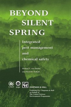 Beyond Silent Spring - Emden, H. F. van; Peakall, David B.