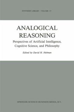 Analogical Reasoning - Helman, D.H. (Hrsg.)