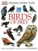 RSPB Birds of Prey Ultimate Sticker Book