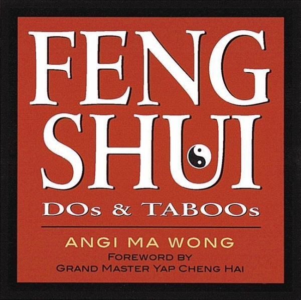 feng shui dos taboos von angi ma wong englisches buch. Black Bedroom Furniture Sets. Home Design Ideas