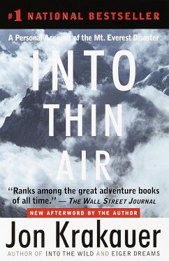 Into Thin Air - Krakauer, Jon