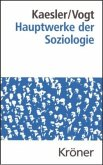 Hauptwerke der Soziologie