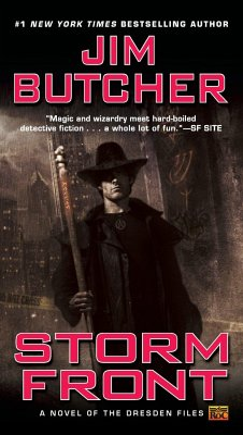 The Dresden Files 01. Storm Front - Butcher, Jim