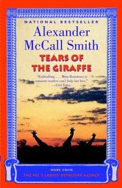 Tears of the Giraffe - Smith, Alexander Mccall