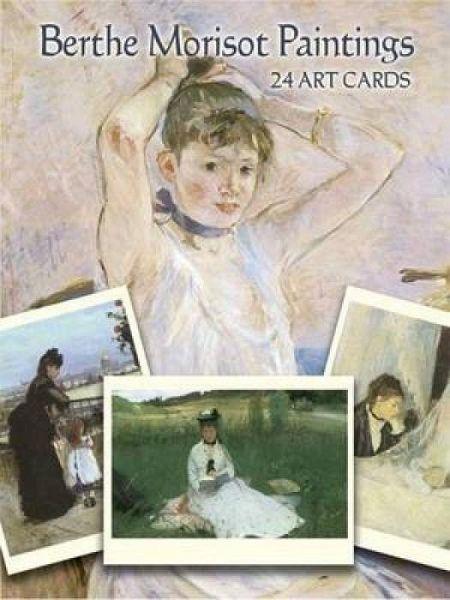 Berthe Morisot Paintings: 24 Art Cards - Morisot, Berthe
