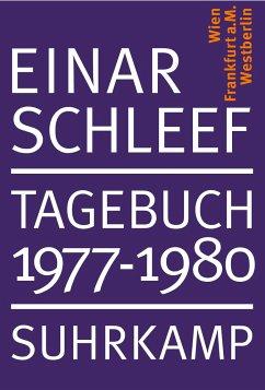 Tagebuch 1977 - 1980 - Schleef, Einar