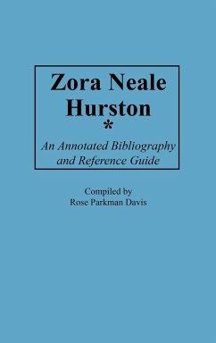 Zora Neale Hurston - Davis, Rose