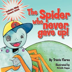 The Spider Who Never Gave Up