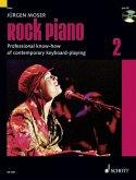 Rock Piano, m. Audio-CD