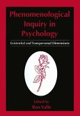 Phenomenological Inquiry in Psychology