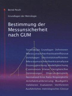 Bestimmung der Messunsicherheit nach GUM - Pesch, Bernd