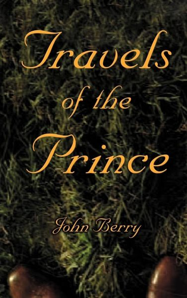 Travels of the Prince - Berry, John