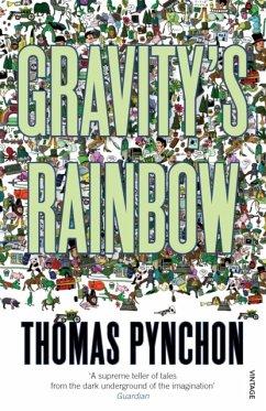 Gravity's Rainbow - Pynchon, Thomas