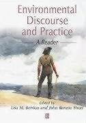 Environmental Discourse and Practice - Benton, Lisa M.