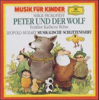 Peter Und Der Wolf Musikalische Schlittenfahrt 1 Audio border=