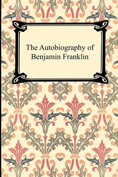 the autobiography of benjamin franklin thesis