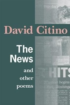 News and Other Poems - Citino, David