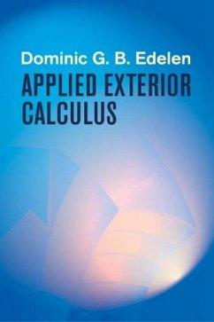 Applied Exterior Calculus - Edelen, Dominic G. B.
